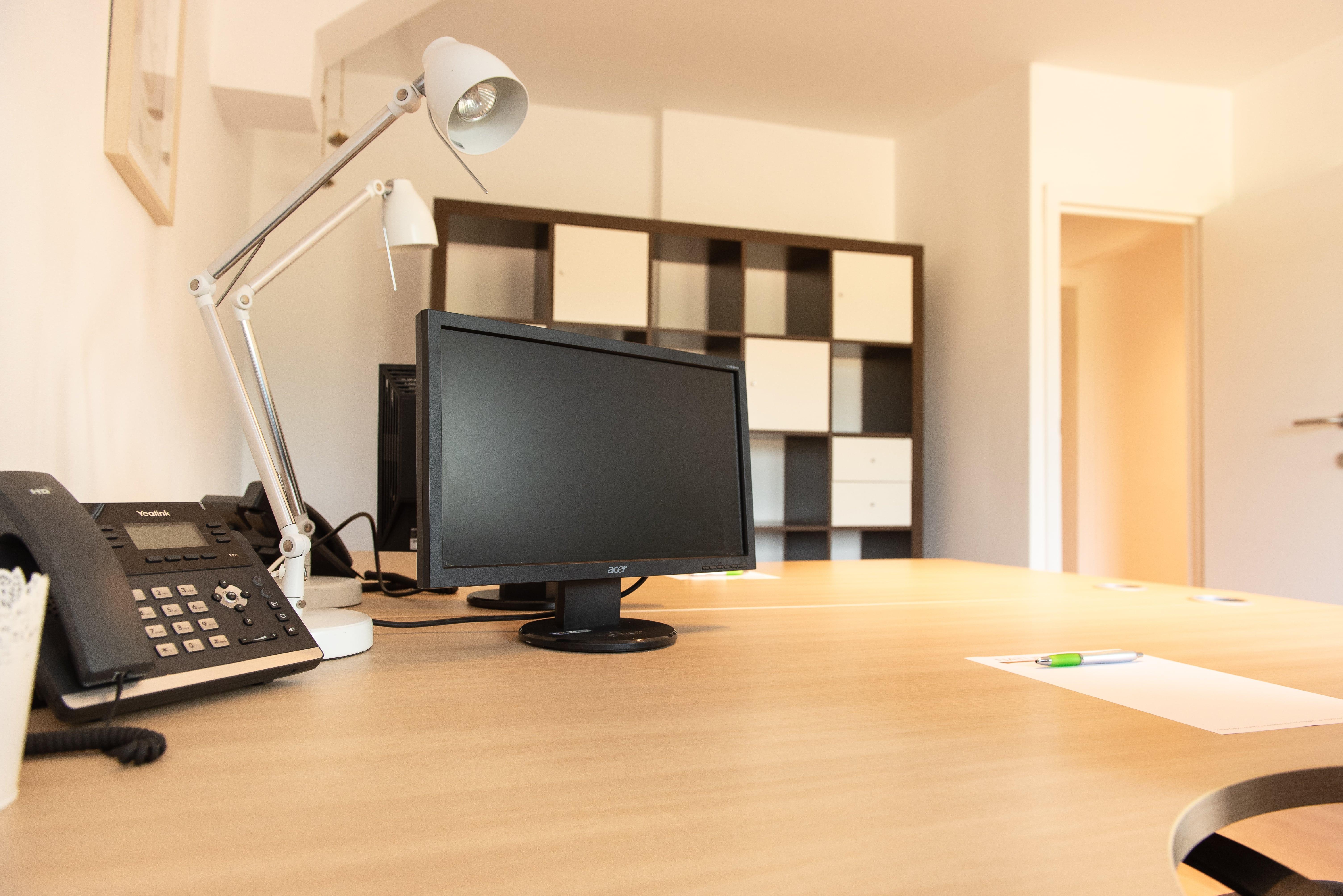 Bureau 2 places coworking